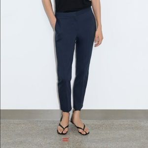 Zara Jogger Waist Skinny Trouser Pant NEVER WORN
